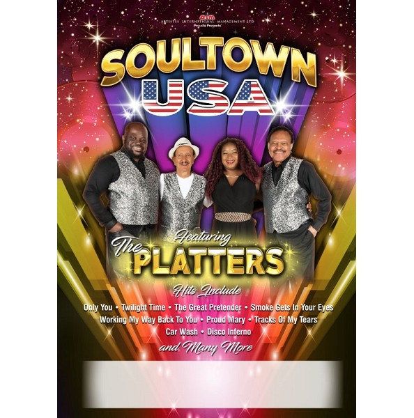 Soultown USA - The Platters
