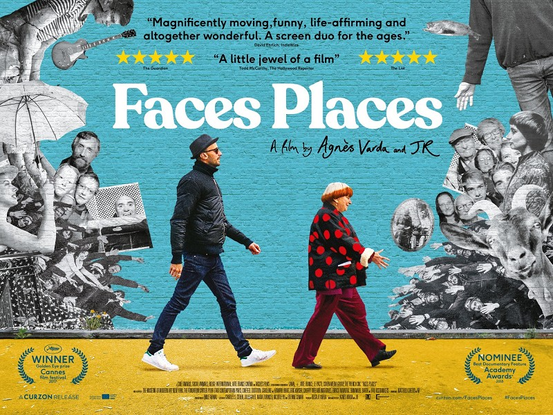 Faces Places/Visages Villages