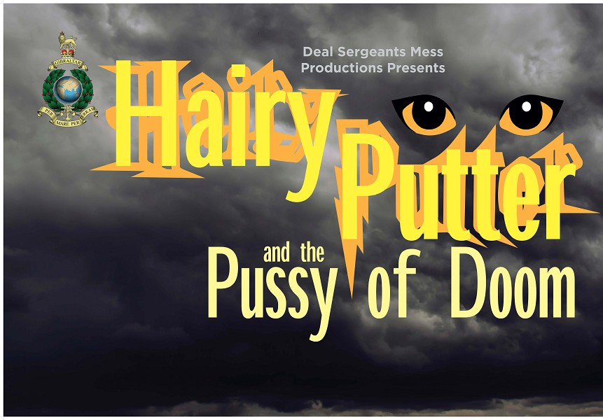 Hairy Putter & The Pussy of Doom
