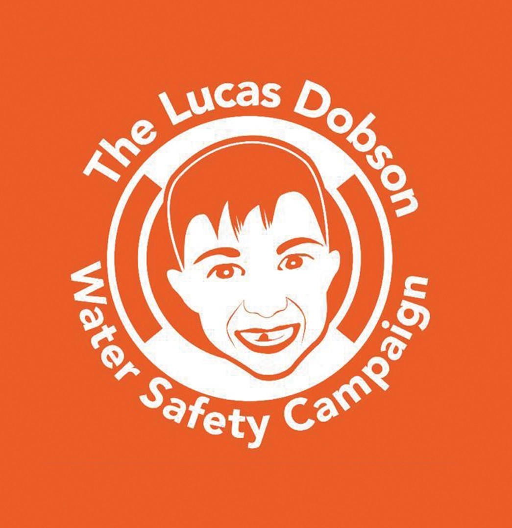 Lucas Dobson Water Safety Campaign