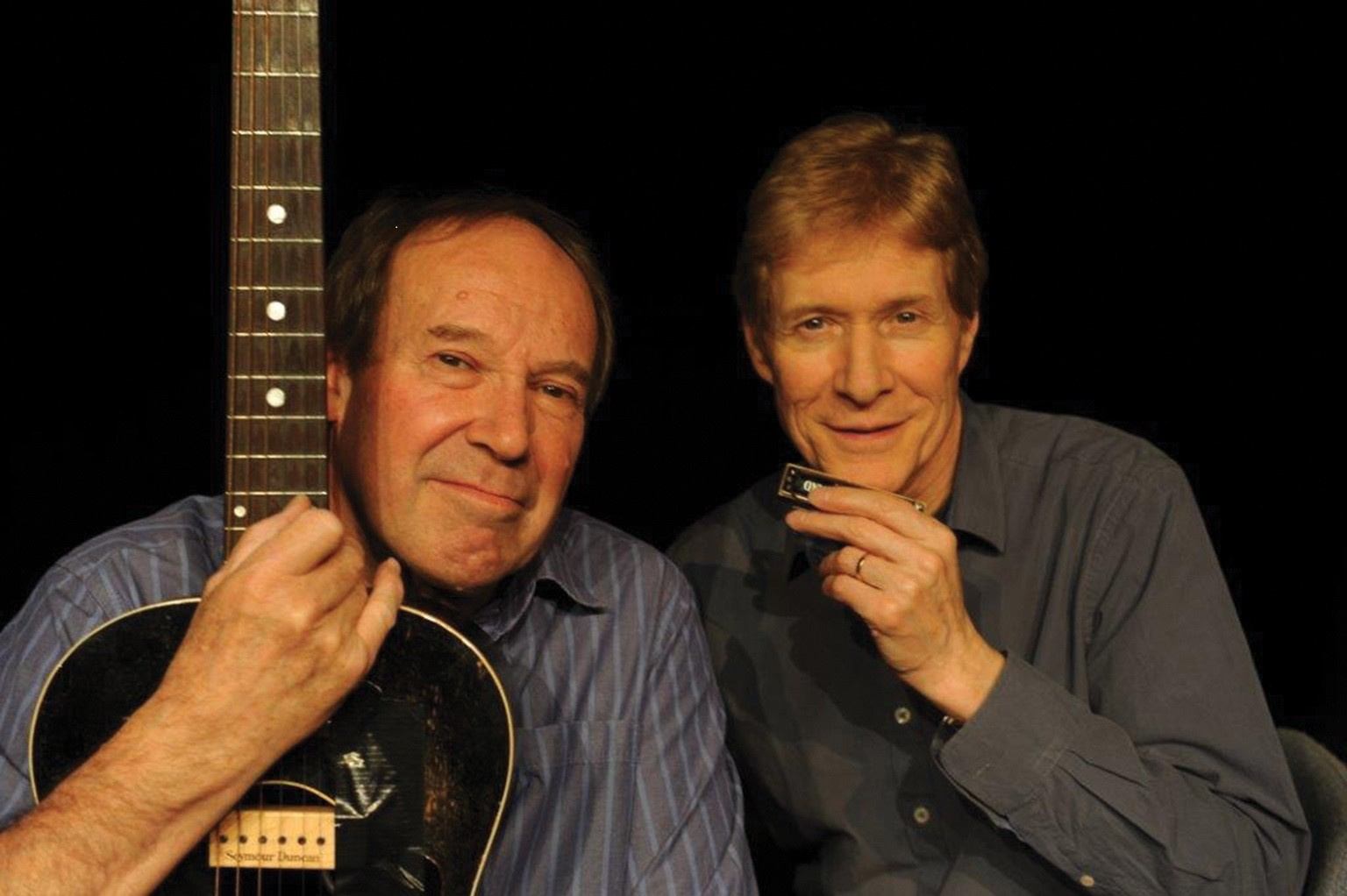 Paul Jones & Dave Kelly.