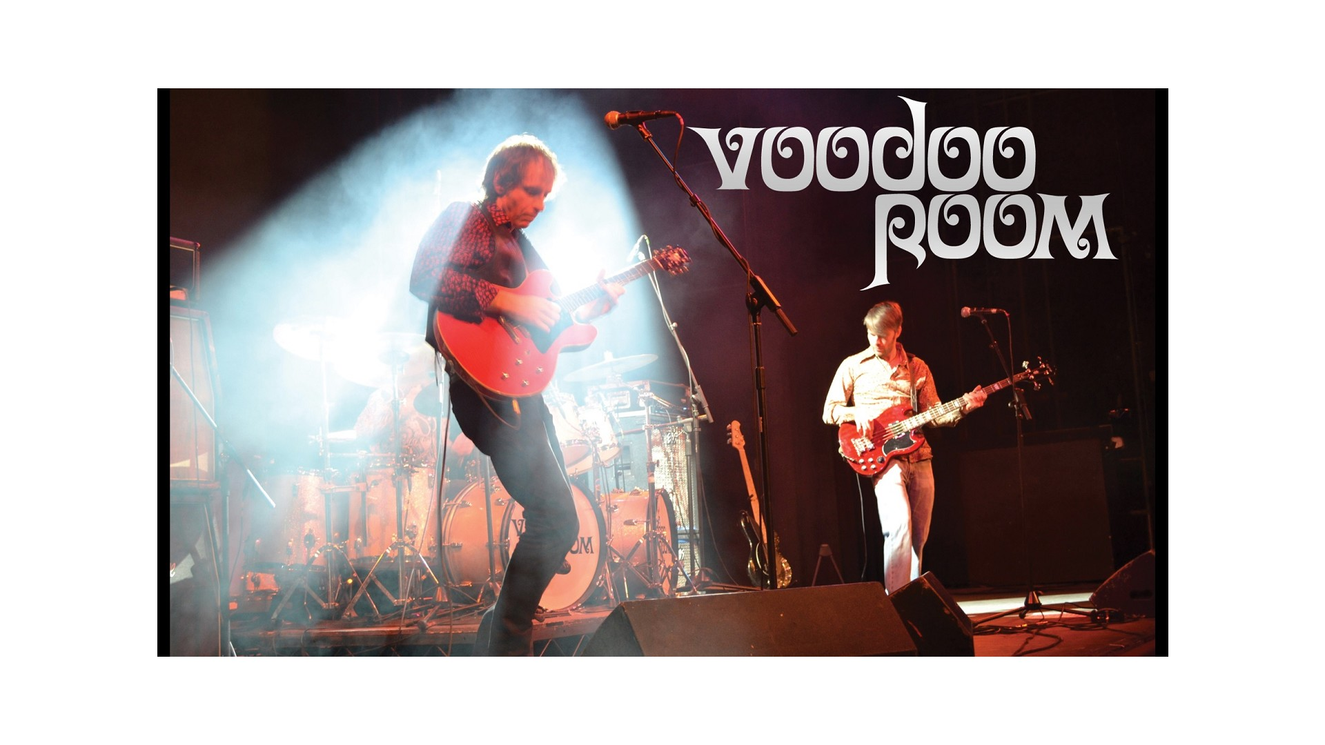The Voodoo Room - Henrix, Clapton & Cream