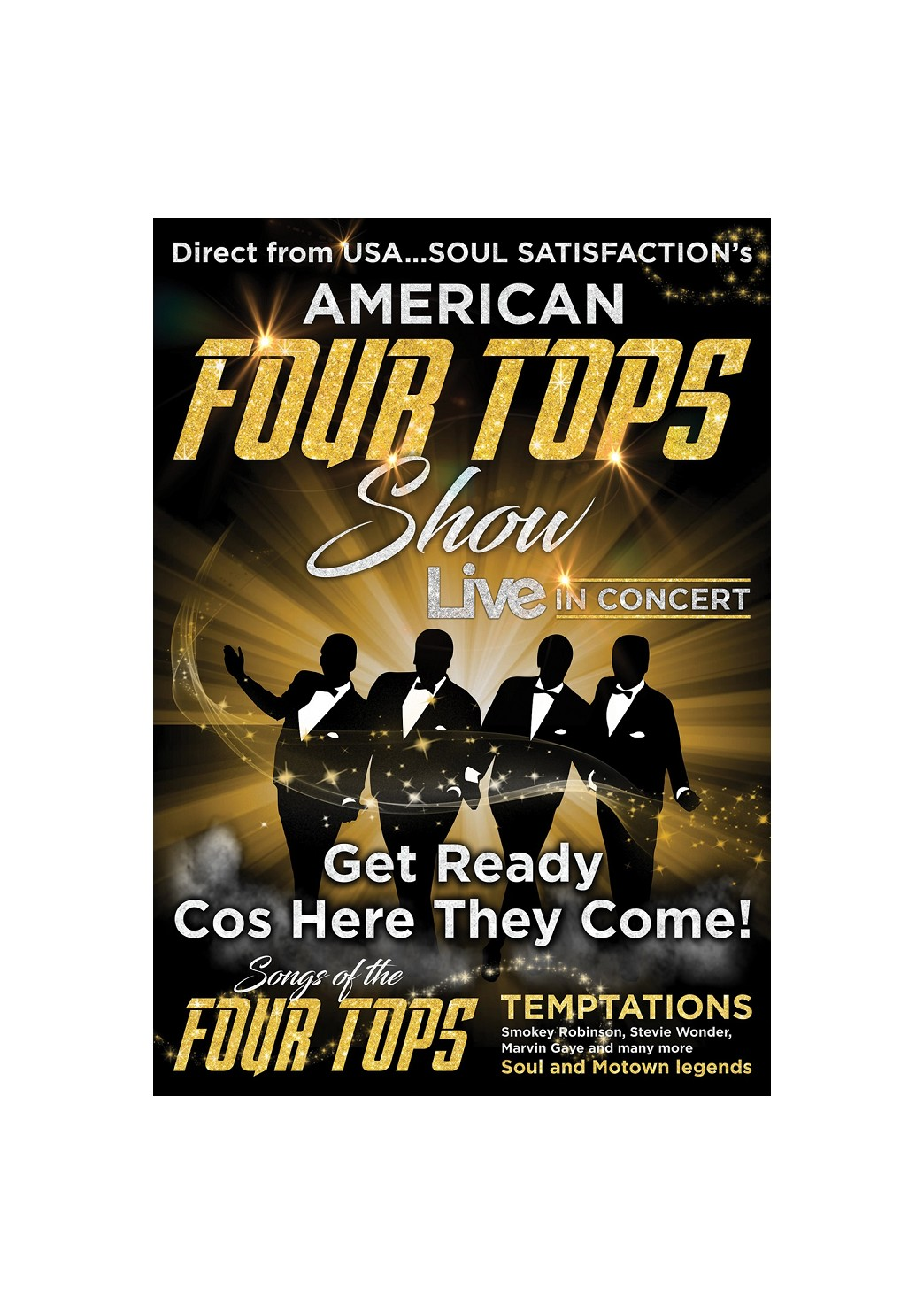 The American Four Tops