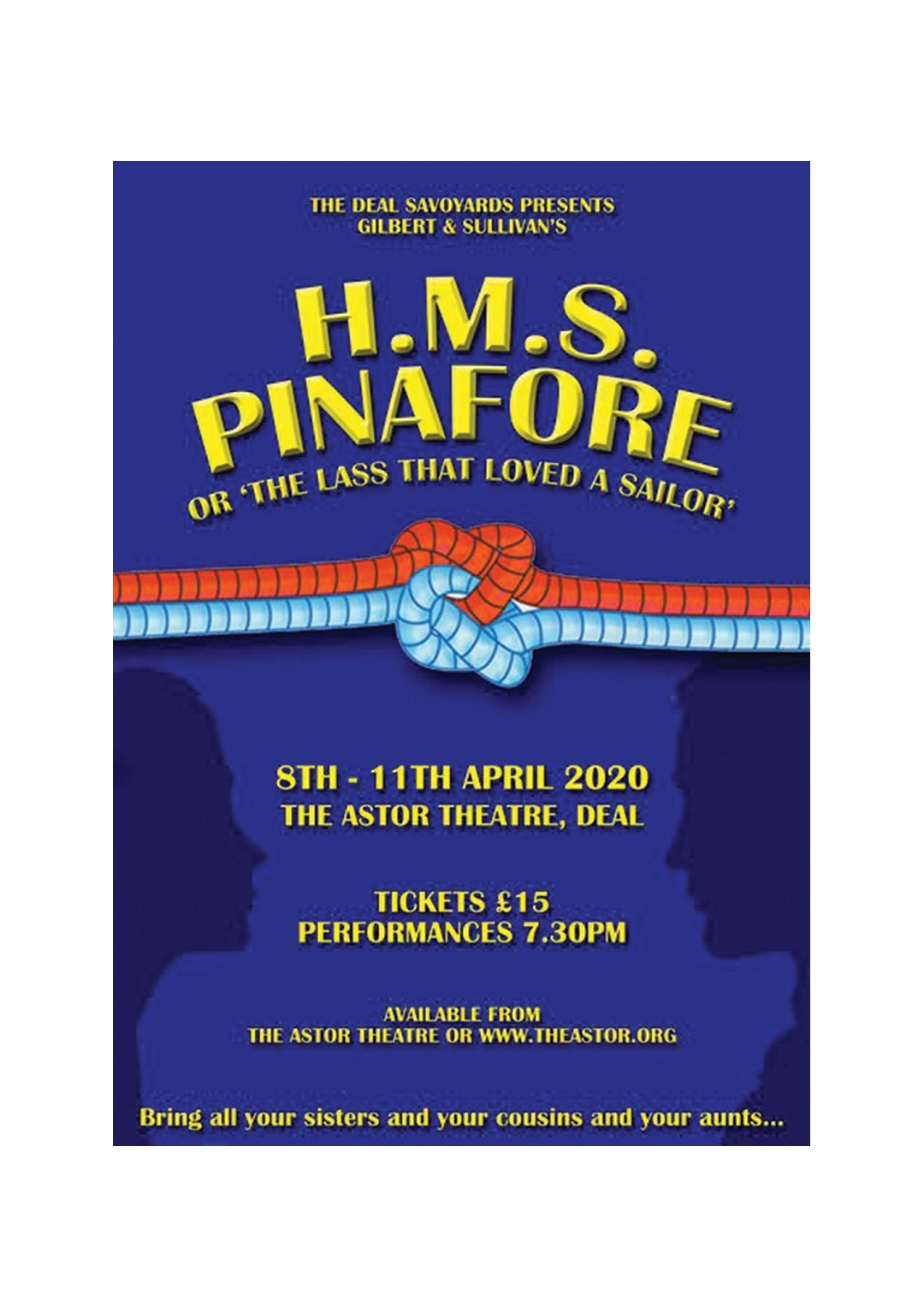 HMS Pinafore - Deal Savoyards