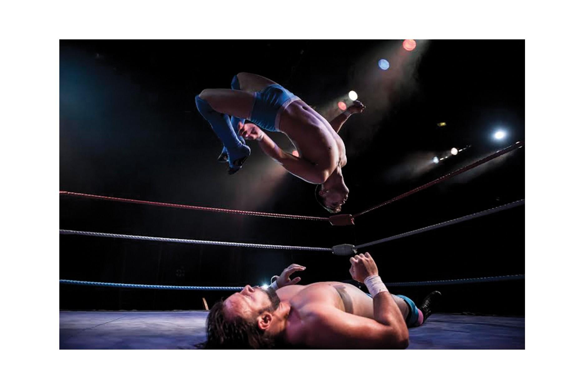 LDN Wrestling.`