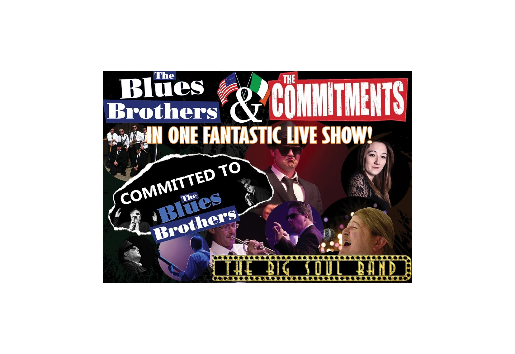 Commitments &  Blues Brothers