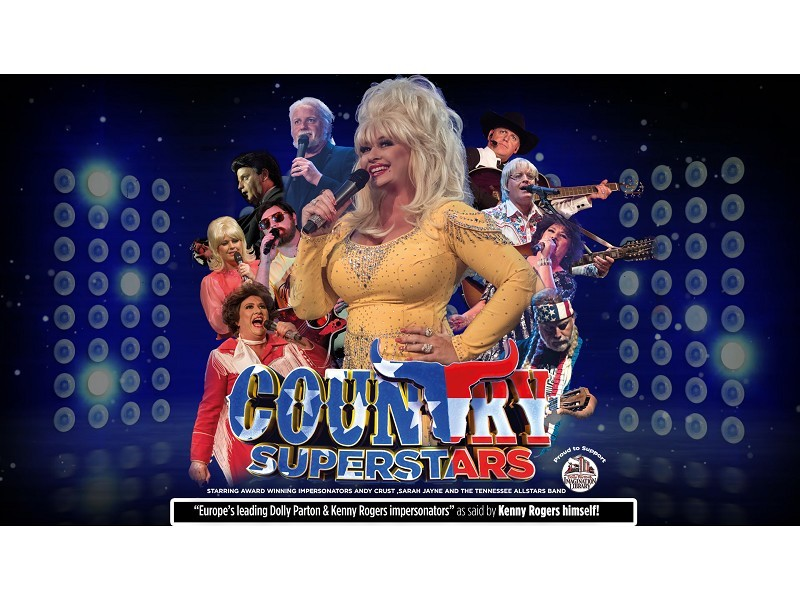 Country Superstars - Matinee
