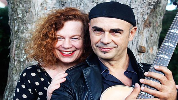 Sarah Jane Morris & Antonio Forcione