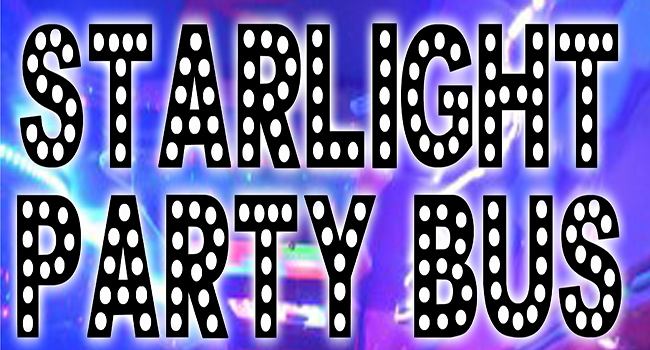 Starlight Party Bus