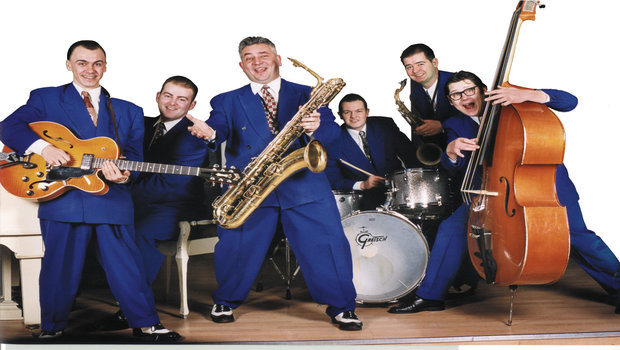King Pleasure & The Biscuit Boys 2016