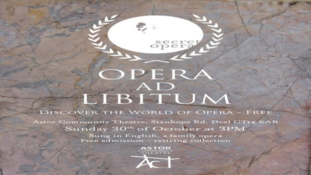 The Secret Secret Opera