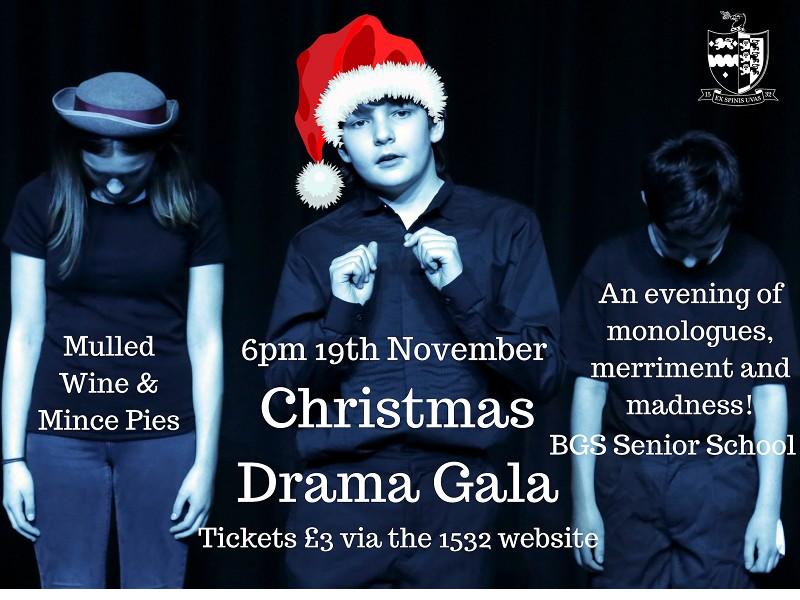 Christmas Drama Gala