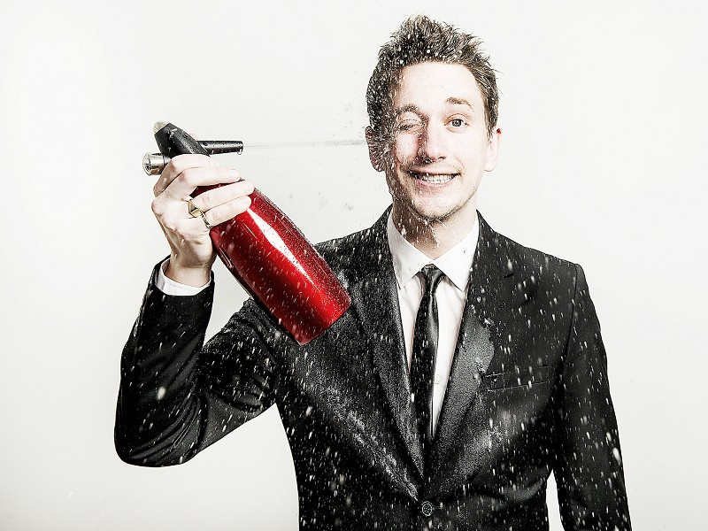 John Robins and Guests