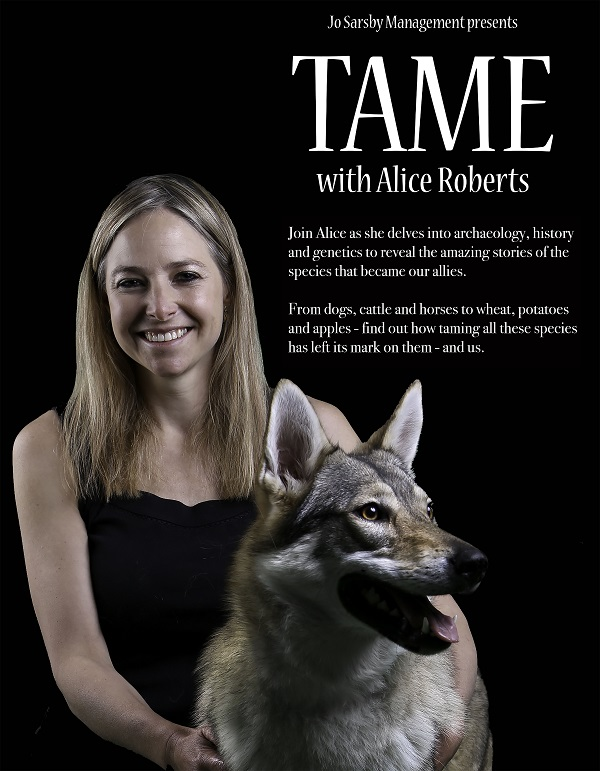 TAMED: with Prof. Alice Roberts