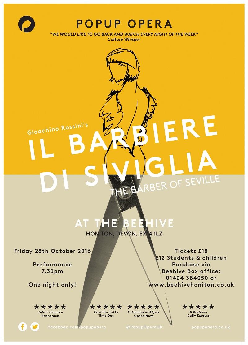 Rossini's Il Barbiere di Siviglia (The Barber of Seville)