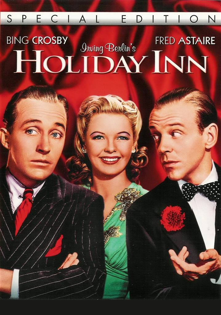 Nostalgic Cinema: Holiday Inn