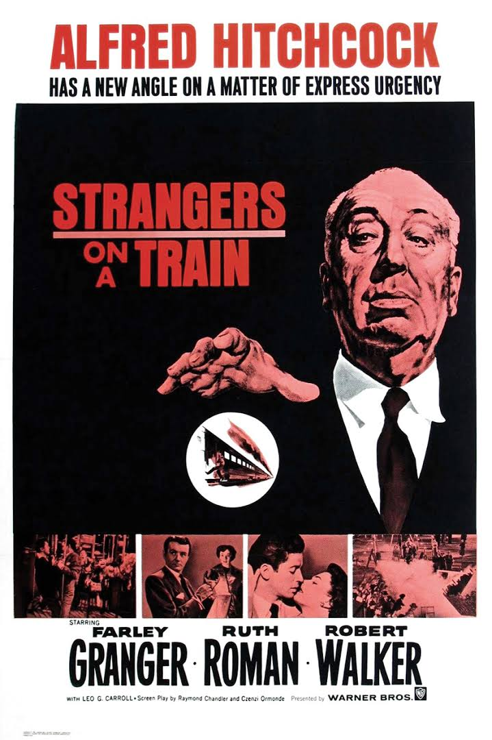 Nostalgic Cinema: Strangers on a Train