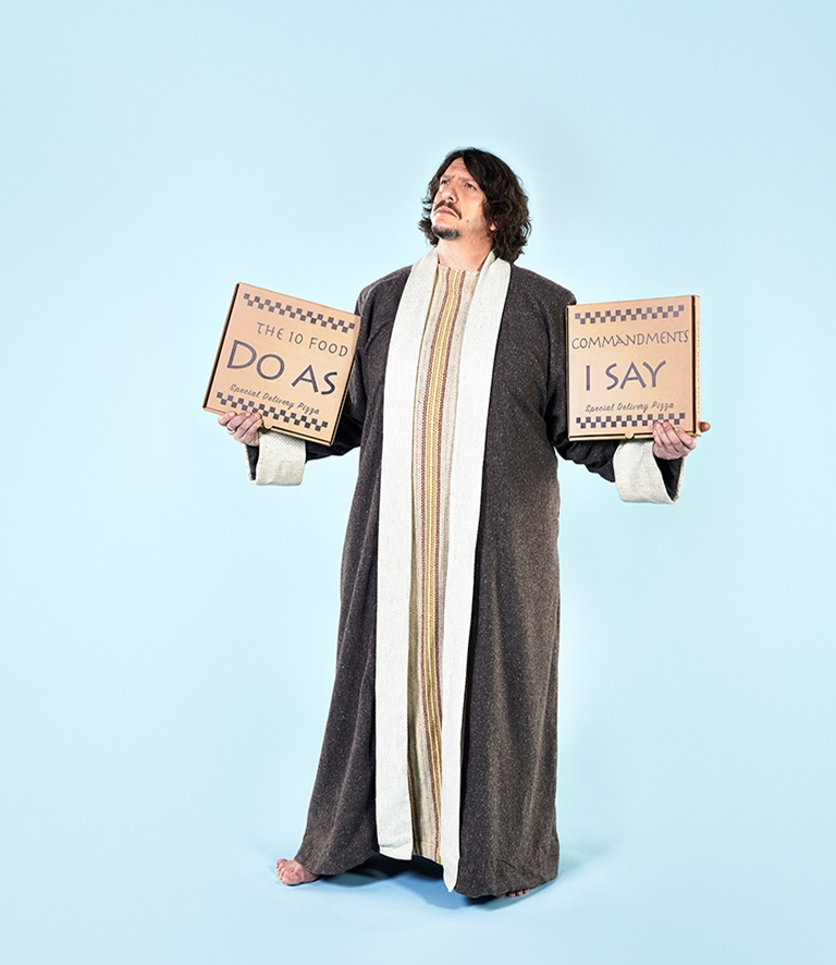 Jay Rayner The Ten (Food) Commandments