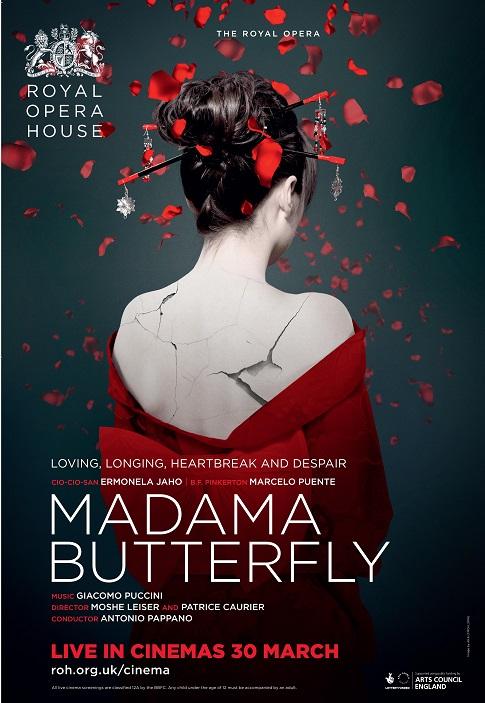 Royal Opera House Live: Madama Butterfly