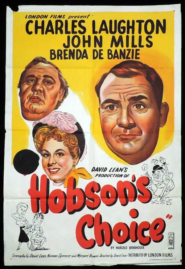 Nostalgic Cinema: Hobson's Choice