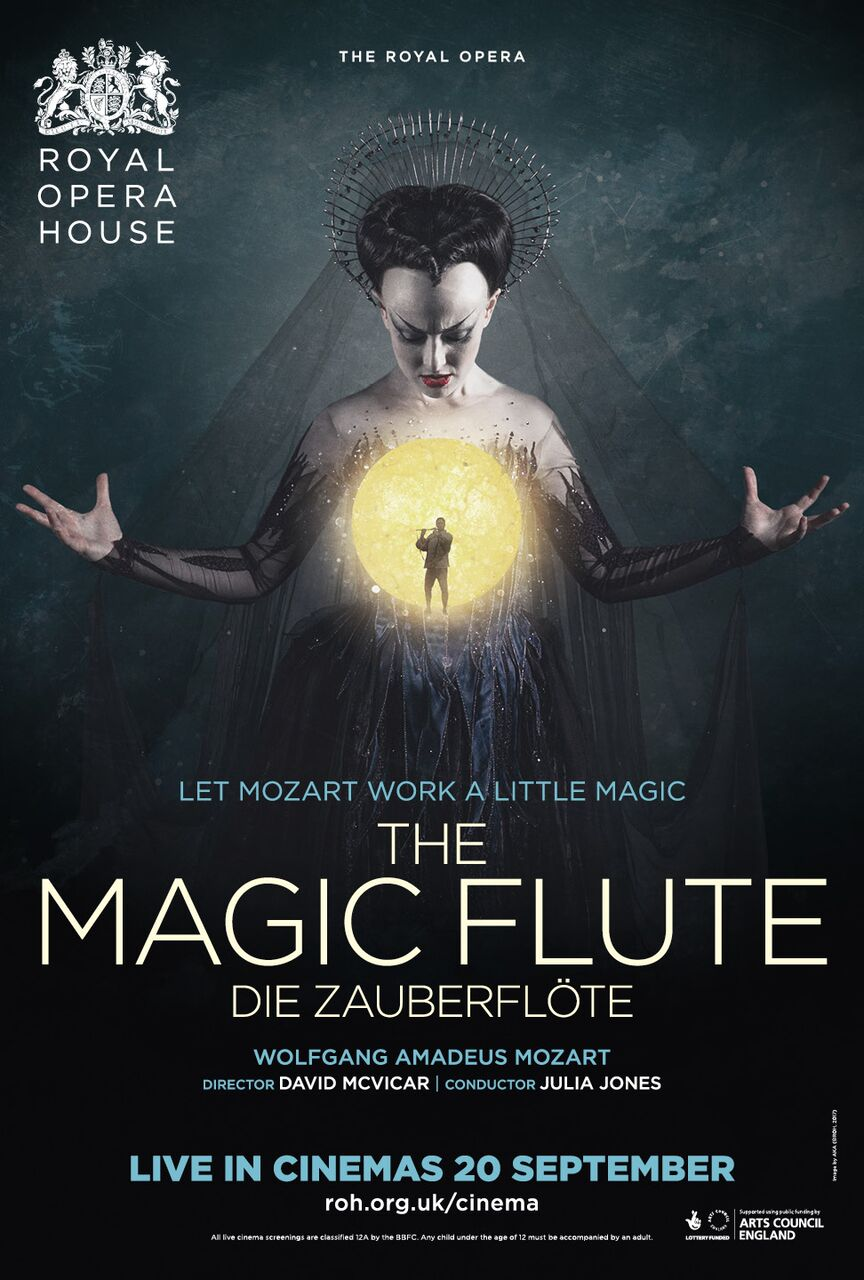 Royal Opera Live: The Magic Flute
