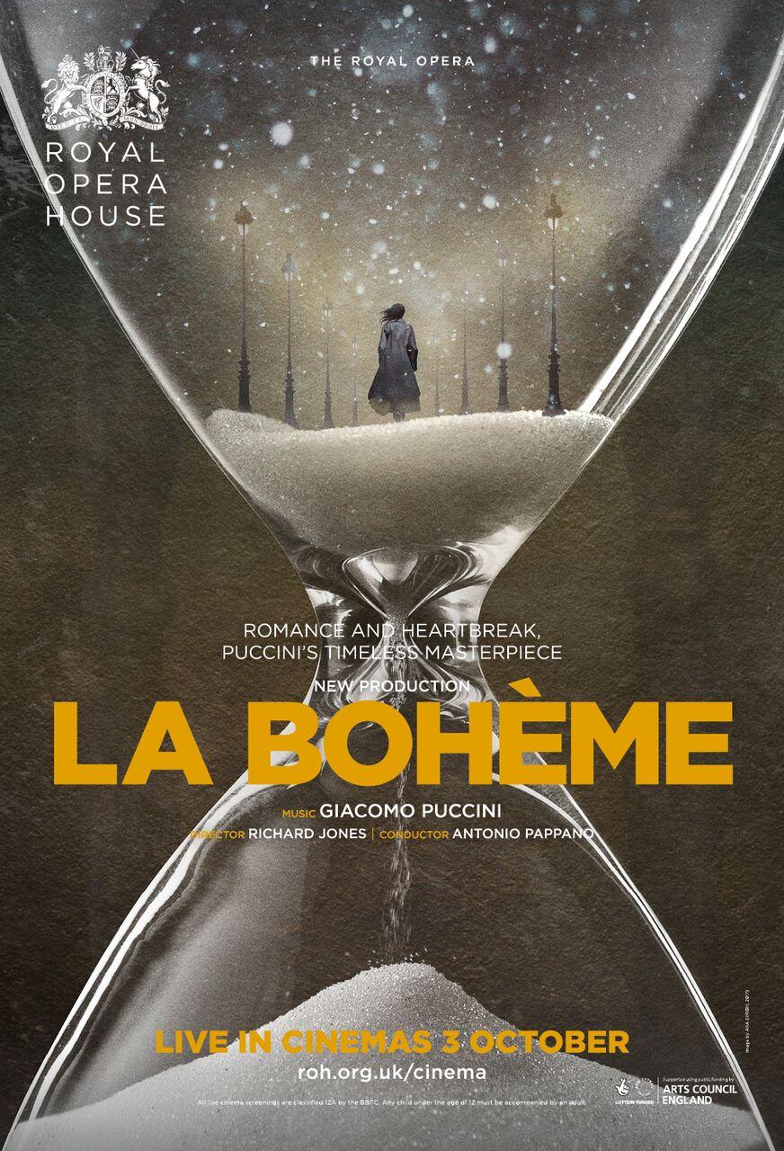 Royal Opera Live: La Bohème