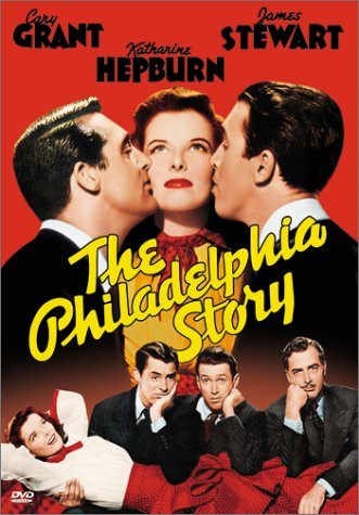 Nostalgic Cinema: The Philadelphia Story