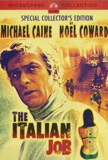 Nostalgic Cinema: The Italian Job