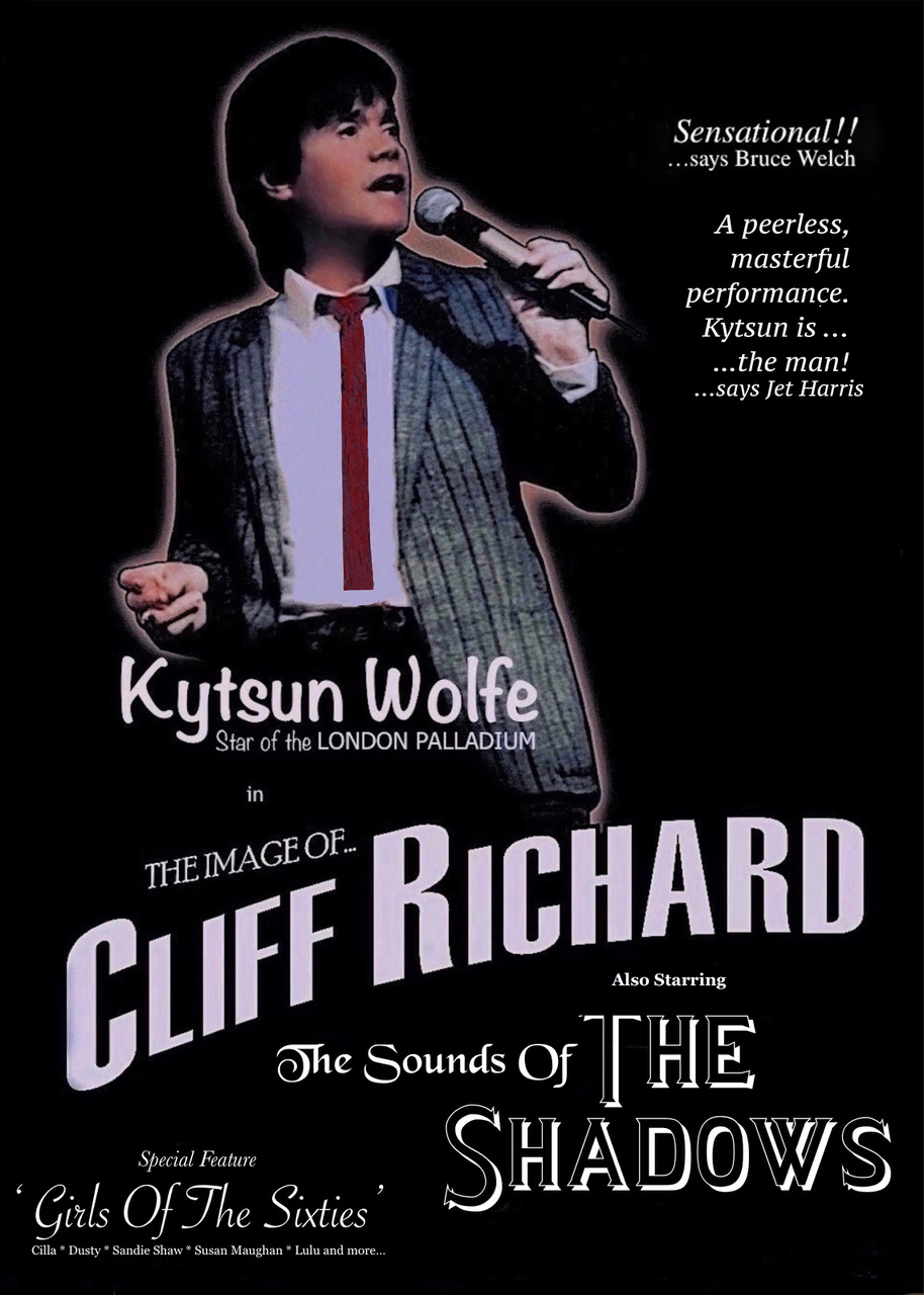 Kytsun Wolfe's Cliff and the Shadows