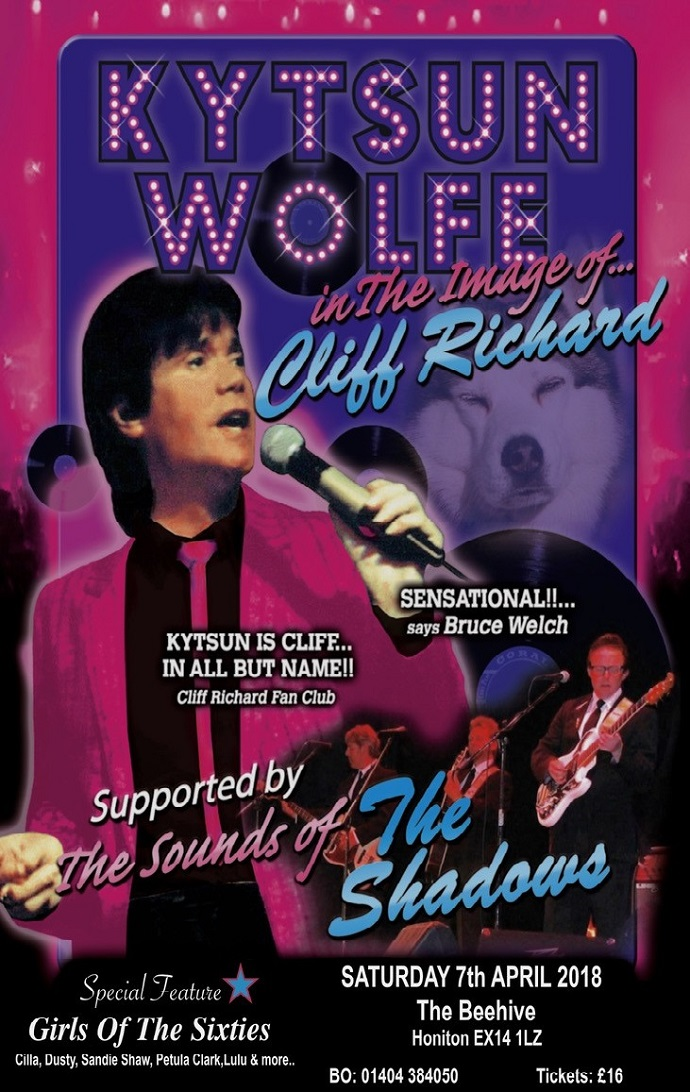 Kytsun Wolfe in The Image of Cliff Richard