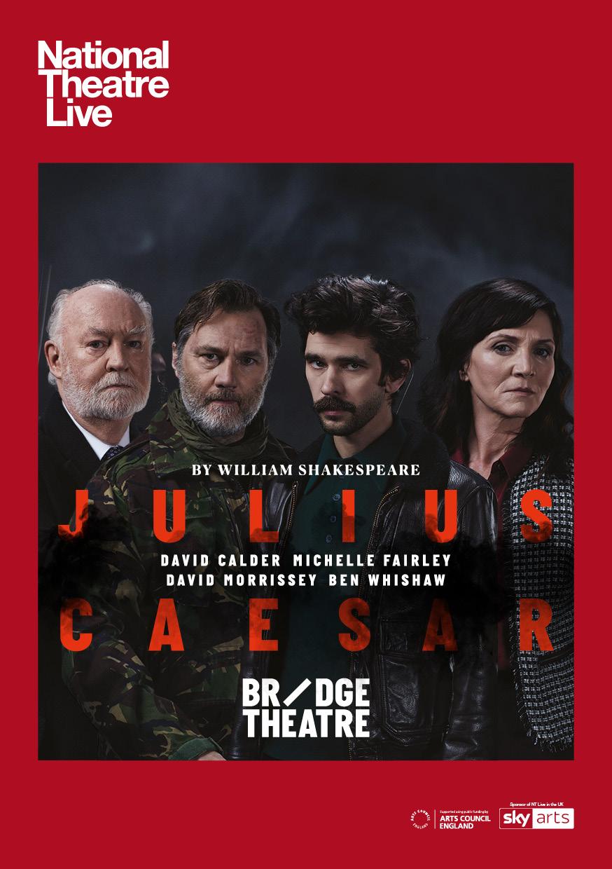 National Theatre Live Julius Caesar