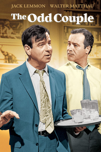 Nostalgic Cinema: The Odd Couple