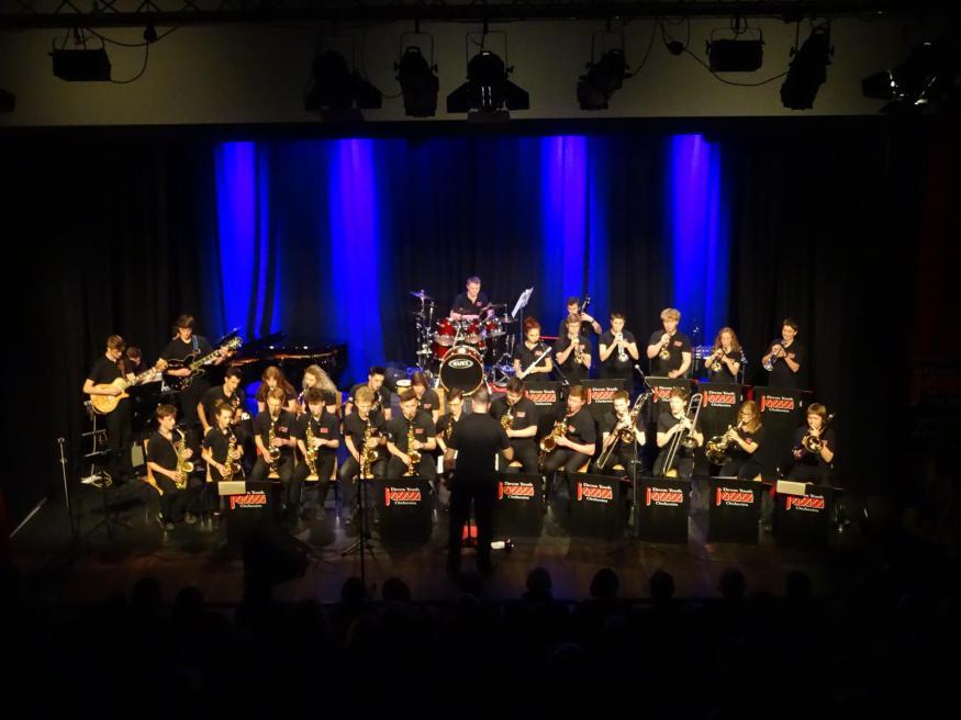 Devon Youth Jazz Orchestra Concert