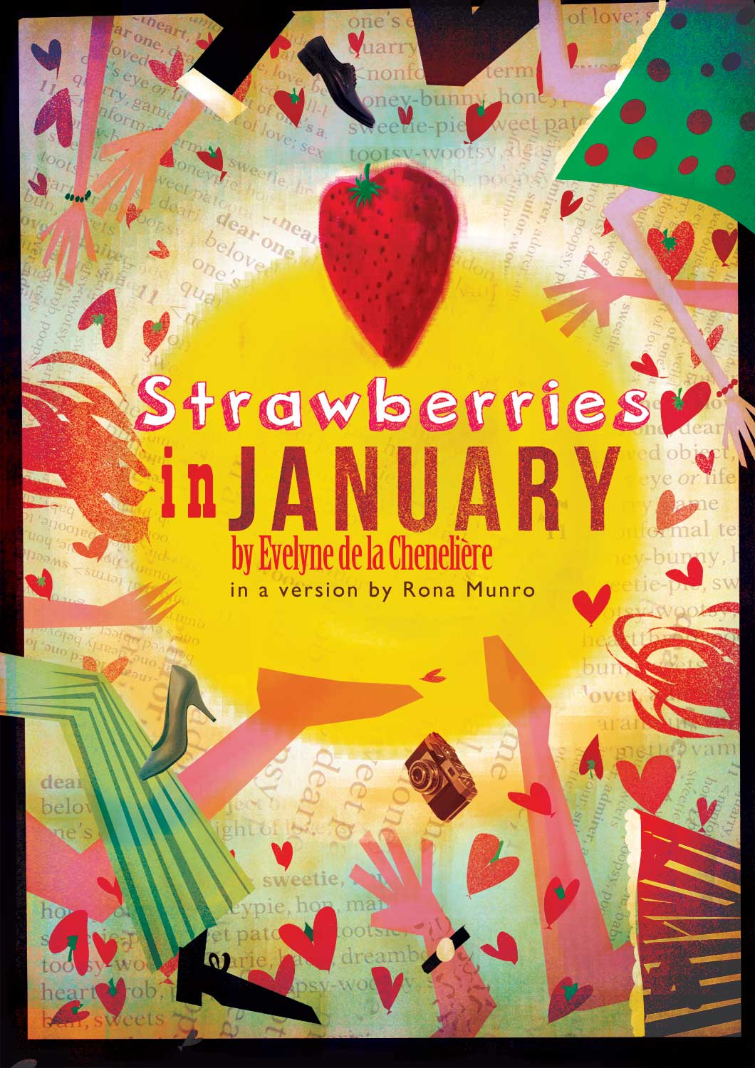 Strawberries in January - Cygnet Theatre