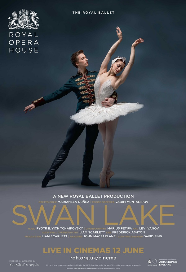 Royal Ballet Live: Swan Lake