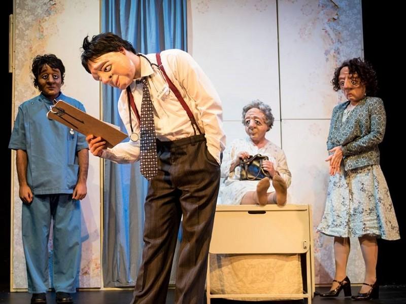 Finding Joy - Vamos Theatre