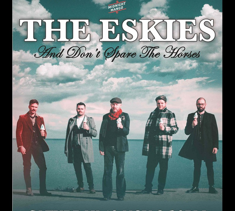 The Eskies + support: Black Water County