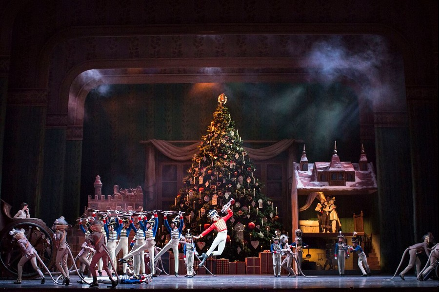 Royal Ballet Live:The Nutcracker