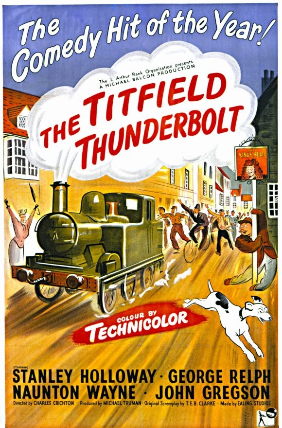 Nostalgic Cinema: The Titfield Thunderbolt