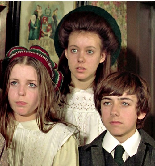 Nostalgic Cinema: The Railway Children