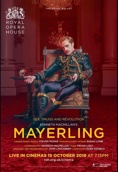Royal Ballet Live: Mayerling