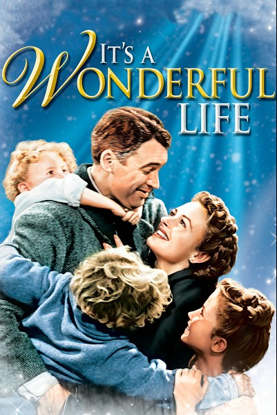 Nostalgic Cinema: IT'S A WONDERFUL LIFE
