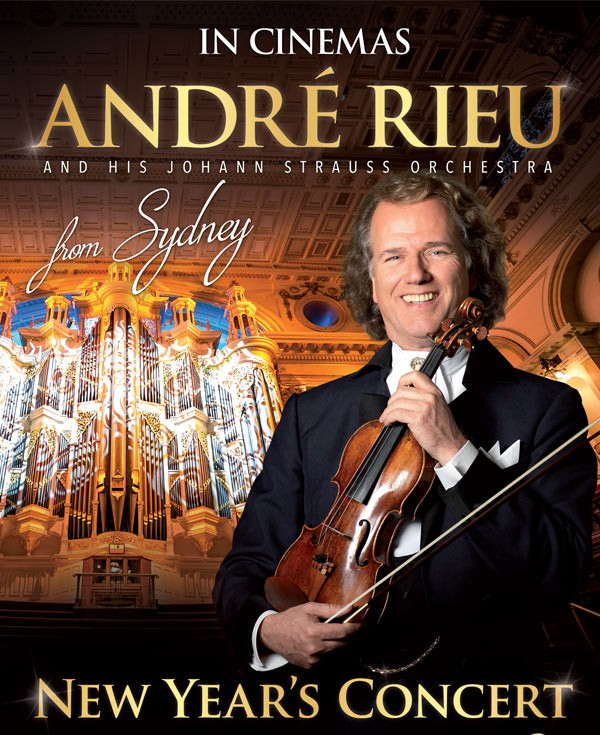 Andre Rieu 2019 New Year's Concert from Sydney