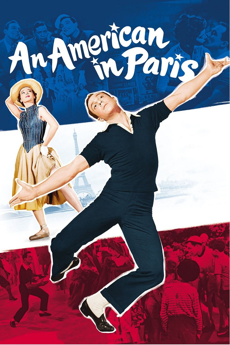 Nostalgic Cinema: An American in Paris