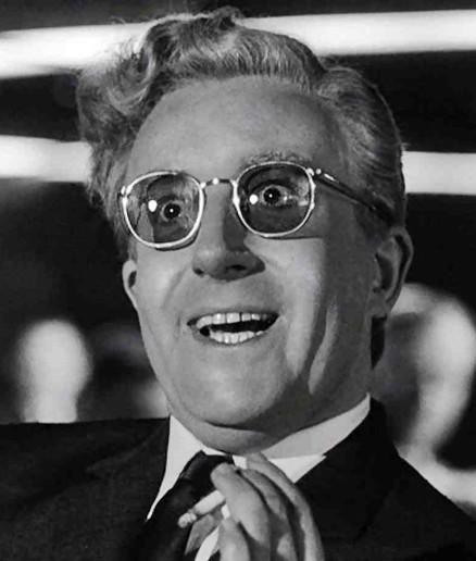NOSTALGIC CINEMA: DR STRANGELOVE