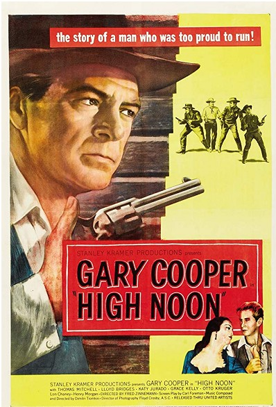 Nostalgic Cinema: High Noon