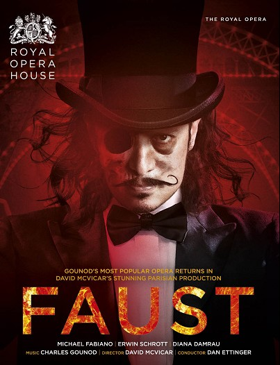 Royal Opera Live Screening: Faust