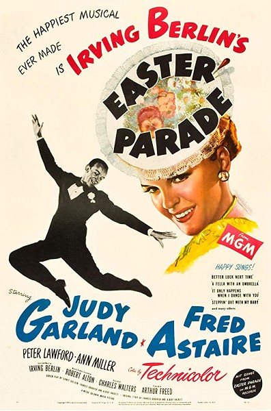 Nostalgic Cinema: Easter Parade