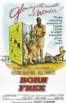 Nostalgic Cinema: Born Free