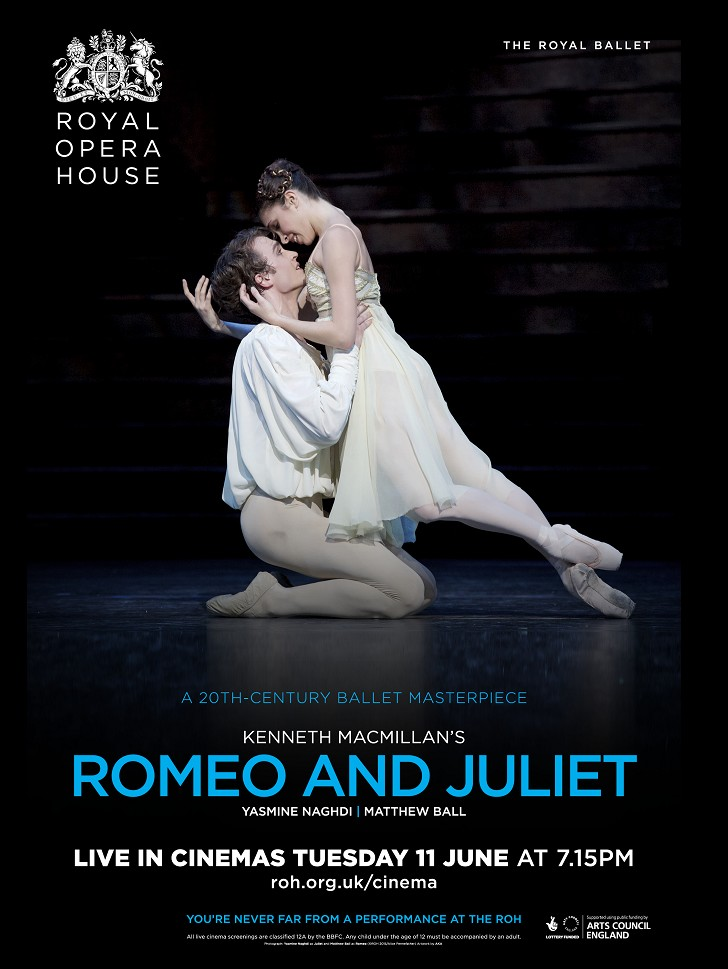 Royal Ballet Live: Romeo & Juliet